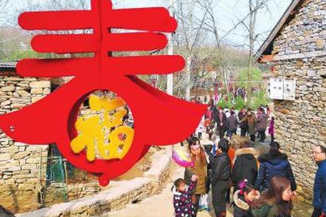 河南人春节花了448亿元 全省旅游总收入156亿元