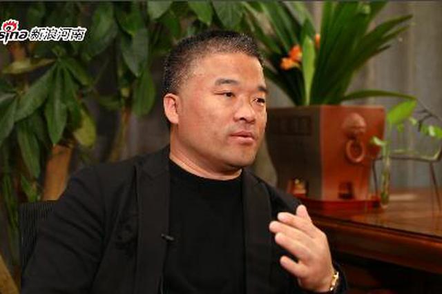 河南好品牌--新浪专访金辉名酒货仓董事长池金清