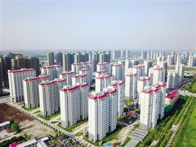 去年郑州卖掉商品住宅近27万套 均价7948元