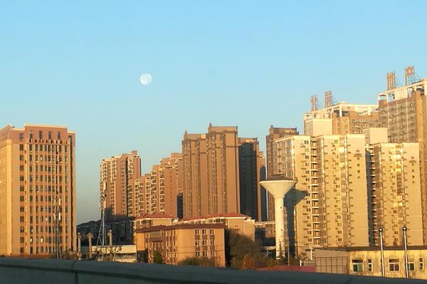 限行一天后的郑州:早上8点能赏明月