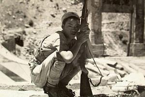 """美军资料""""中国的松山战斗""""(组图)"""