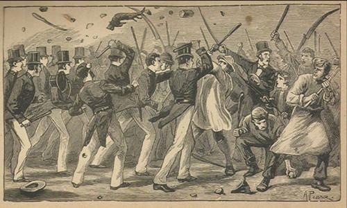 英国宪章运动