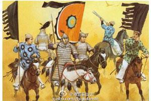 大唐与阿拉伯帝国的对决(图)