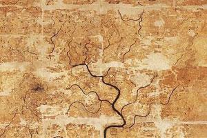 中国古人如何绘制地图(组图)