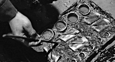 探秘海昏侯墓文物 西汉的黄金是正式货币吗