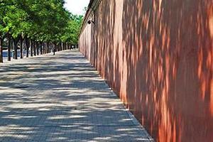 马可·波罗说老北京元代城墙为白色?