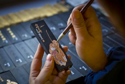 非遗中国:徽墨制作技艺