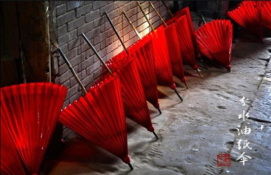 泸州油纸伞厂_非遗中国:400年传承泸州油纸伞