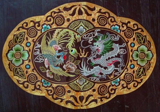 宁波金银彩绣
