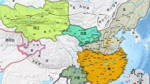 他建立了一个疆域辽阔的中亚王朝