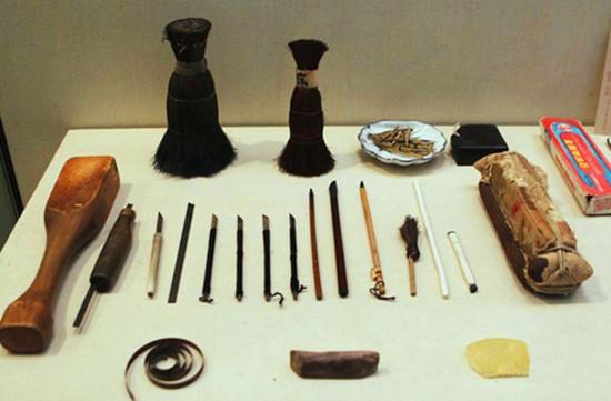 木版水印工具
