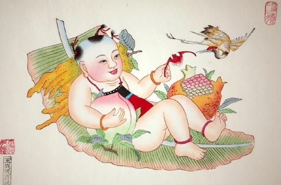 非遗中国:杨柳青年画