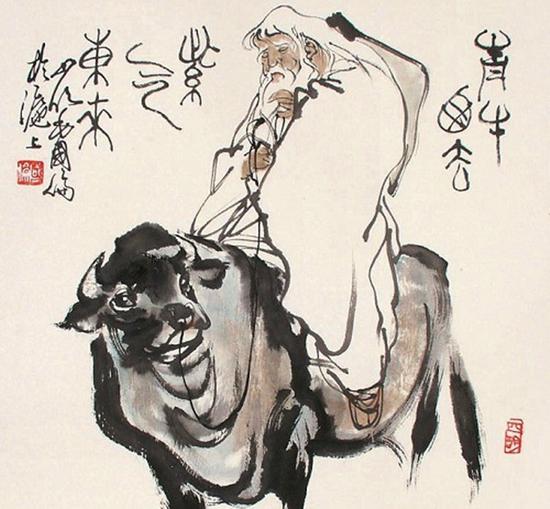 非遗中国:老子传说图片