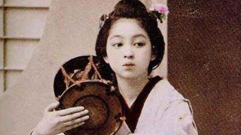 108年前,一个日本人帮美国人拍照片