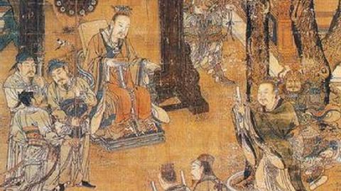 赵高是汉朝第一大功臣!