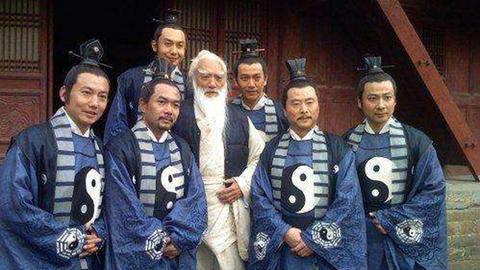 武当七侠:七人联手可灭少林、明教