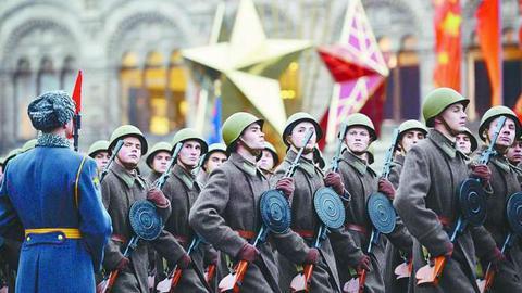 二战,苏德美日四国军队互为克星