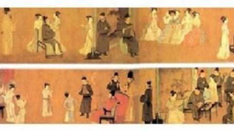国宝回归:《韩熙载夜宴图》的传奇