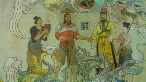四千年前显赫家族,两支后裔超厉害!