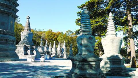 京西那些已逾千年的古塔