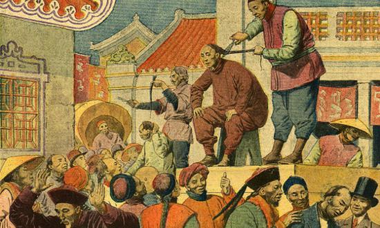 伦敦新闻画报:清末到辛亥革命的中国