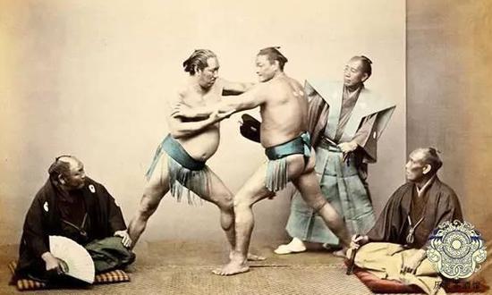 老照片再现一百多年前的日本社会