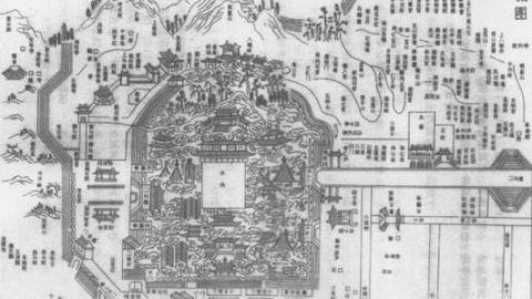 宋朝那么富裕皇宫为什么那么小?