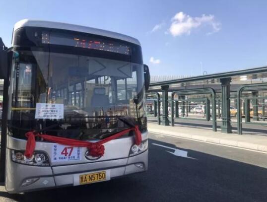 20日起哈尔滨霁虹桥公交线路调整:13条公交不再绕行