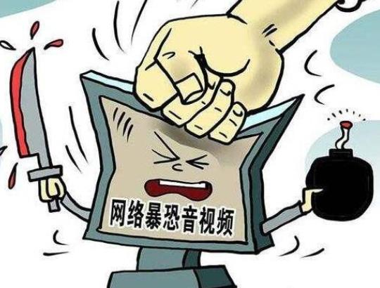 聊天群转发血腥暴力视频 伊春桃山一男子被拘留15天