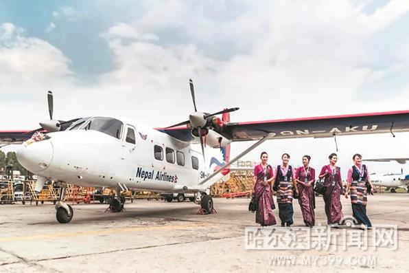 无地面导航台支持 哈产运12E执飞世界最危险机场
