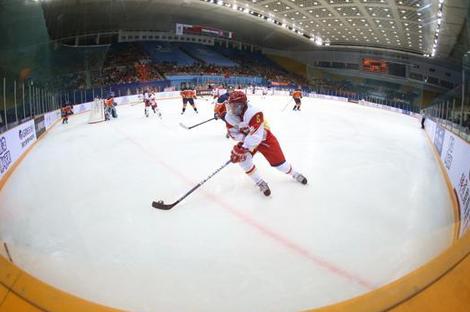 全国女子冰球联赛第一站
