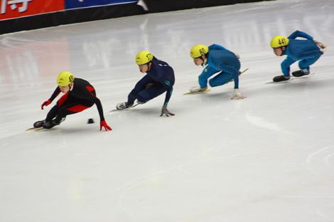 全国短道速滑联赛(少年组)第六站