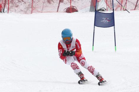 中国高山滑雪巡回赛第五站