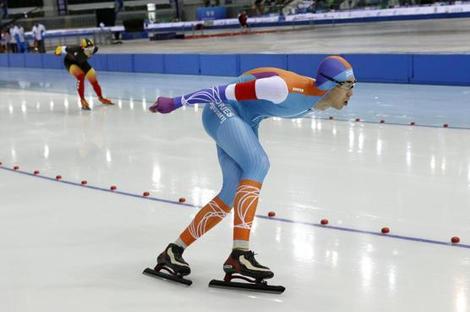 黑龙江省速滑联赛第二站
