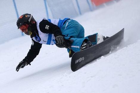 黑龙江省单板滑雪锦标赛