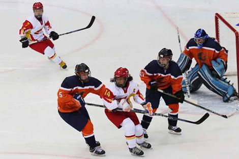 全国女子冰球锦标赛