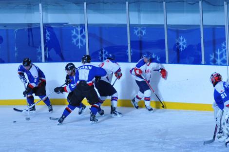 全国男子冰球联赛第二站