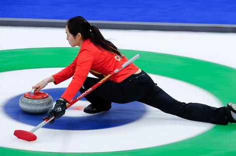黑龙江省冰壶锦标赛