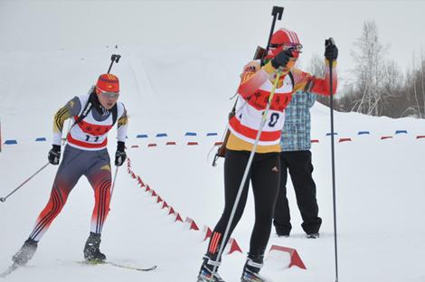 全国冬季两项冠军赛