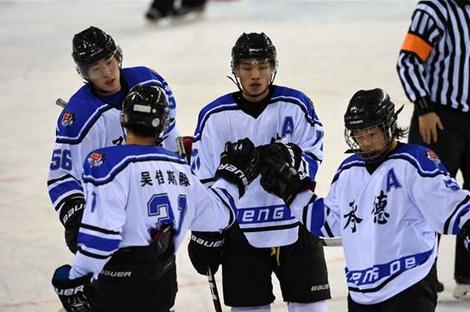 全国20岁以下男子冰球联赛
