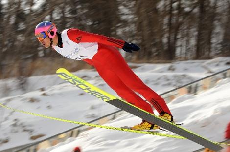 全国跳台滑雪冠军赛
