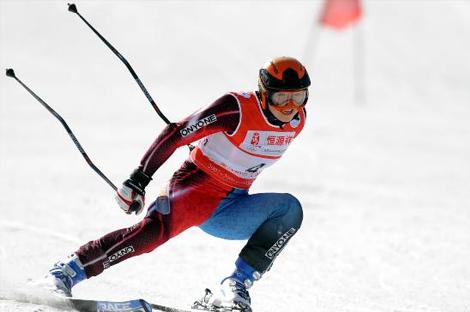 全国高山滑雪冠军赛