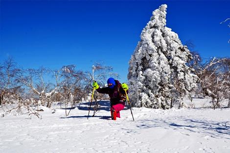 2017年全国雪山穿越公开赛