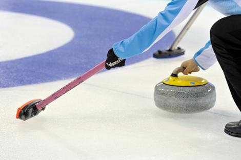 黑龙江省冰壶联赛第一站