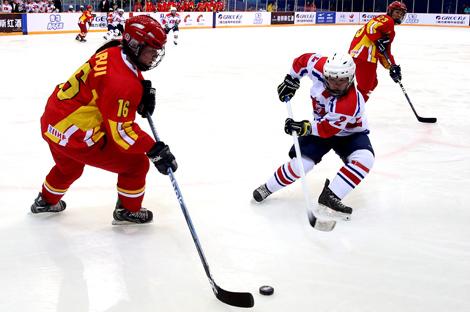 全国男子冰球邀请赛