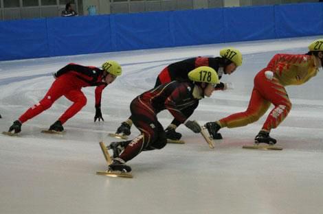 全国短道速滑锦标赛