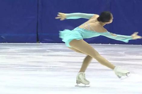 黑龙江省花样滑冰锦标赛
