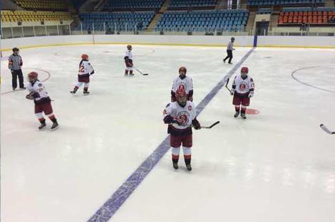 全国女子冰球联赛第二站