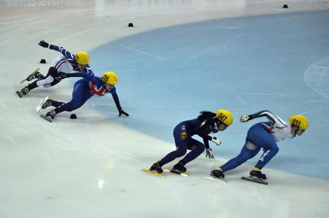 黑龙江省短道速滑锦标赛
