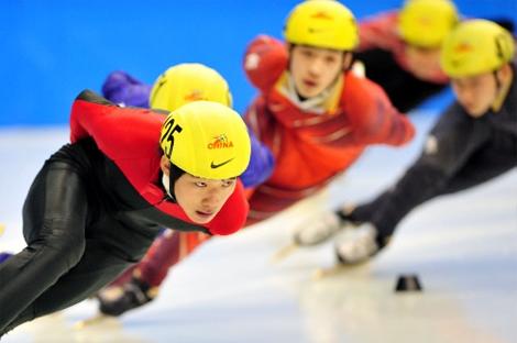 全国短道速滑青少年锦标赛